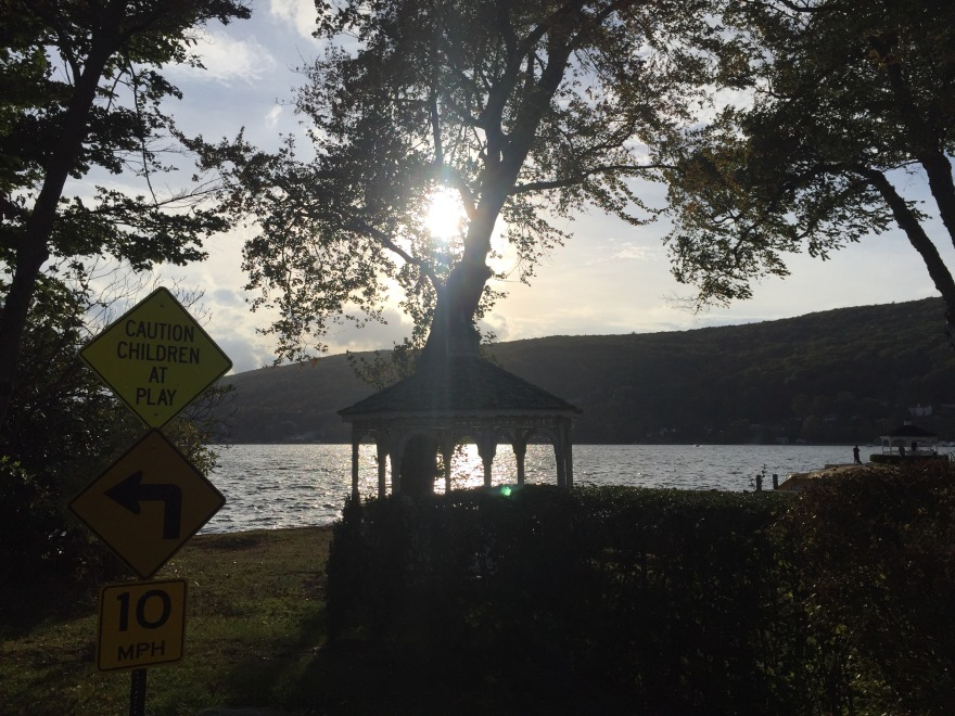 Sunny Greenwood Lake