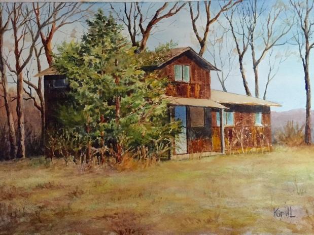 Dan Beard Cabin - Schiff Nature Preserve