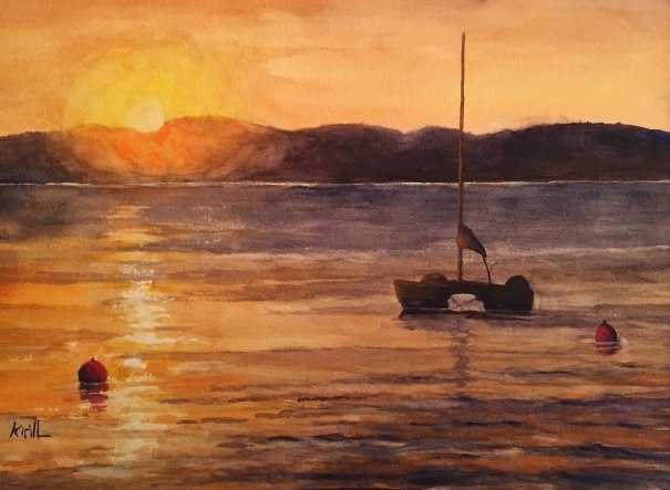 Lori's Painting